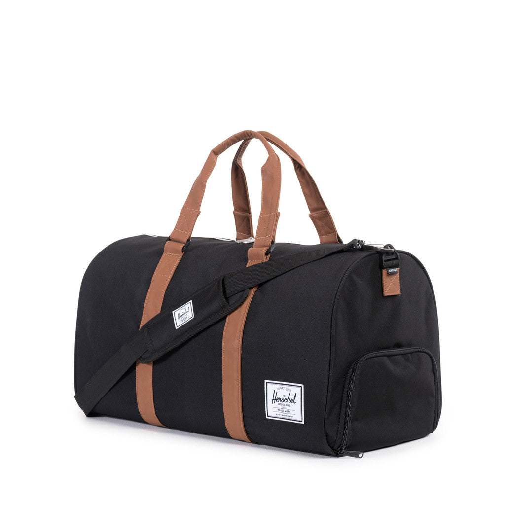 Herschel Supply Co. - Novel Duffle, Black - The Giant Peach