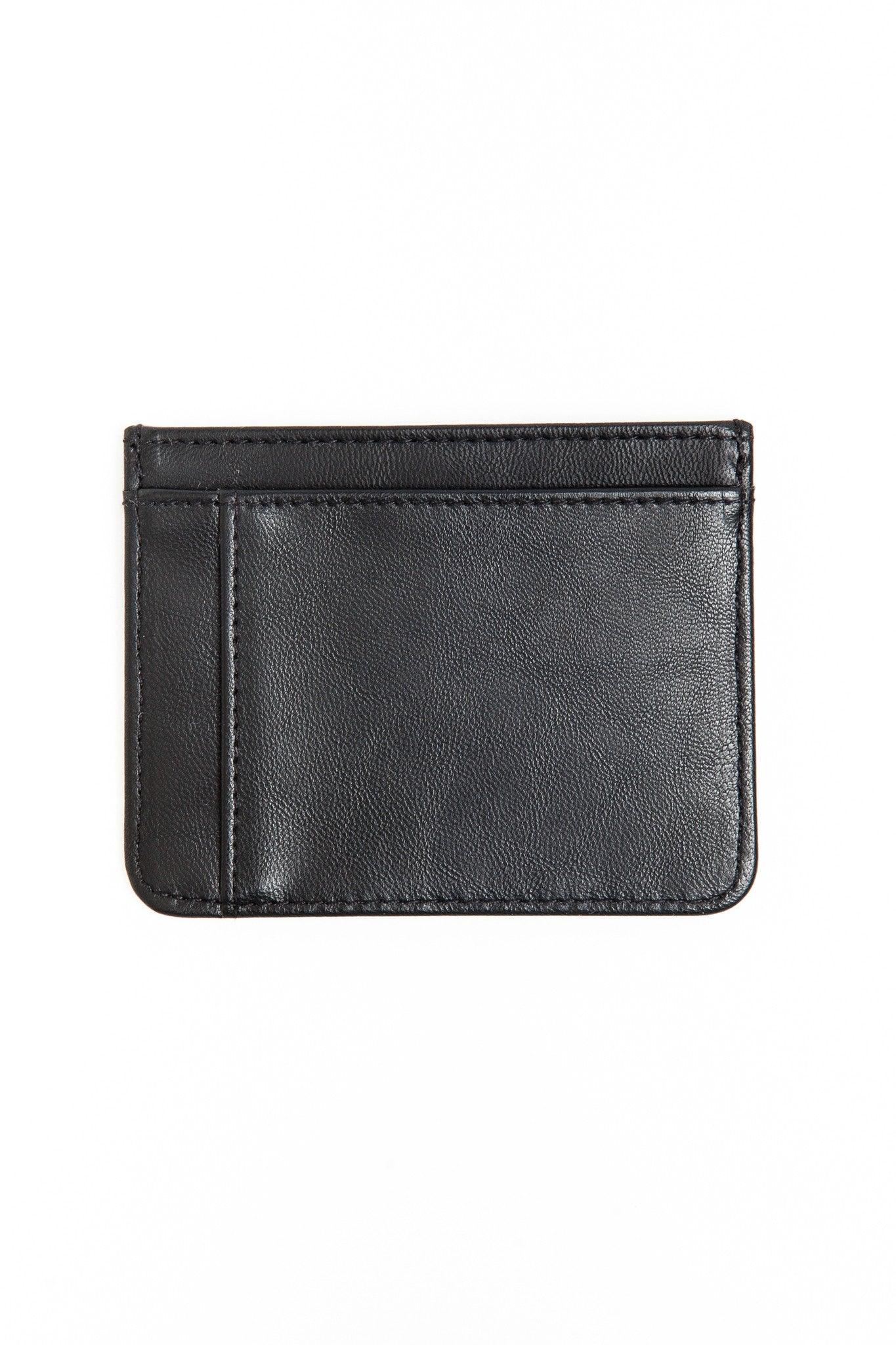 OBEY - Gentry Deuce ID Wallet, Black/Tan - The Giant Peach