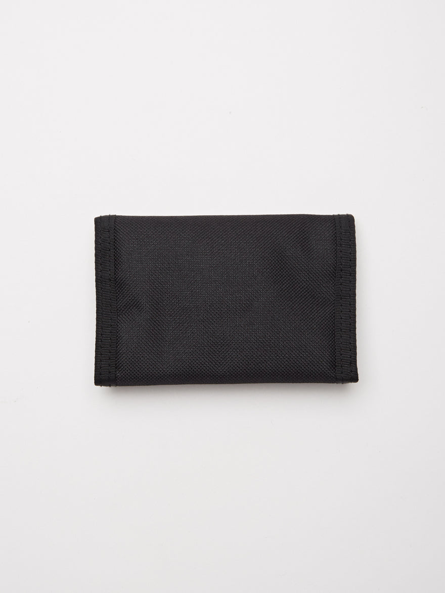 OBEY - Drop Out Tri-Fold Wallet, Black - The Giant Peach