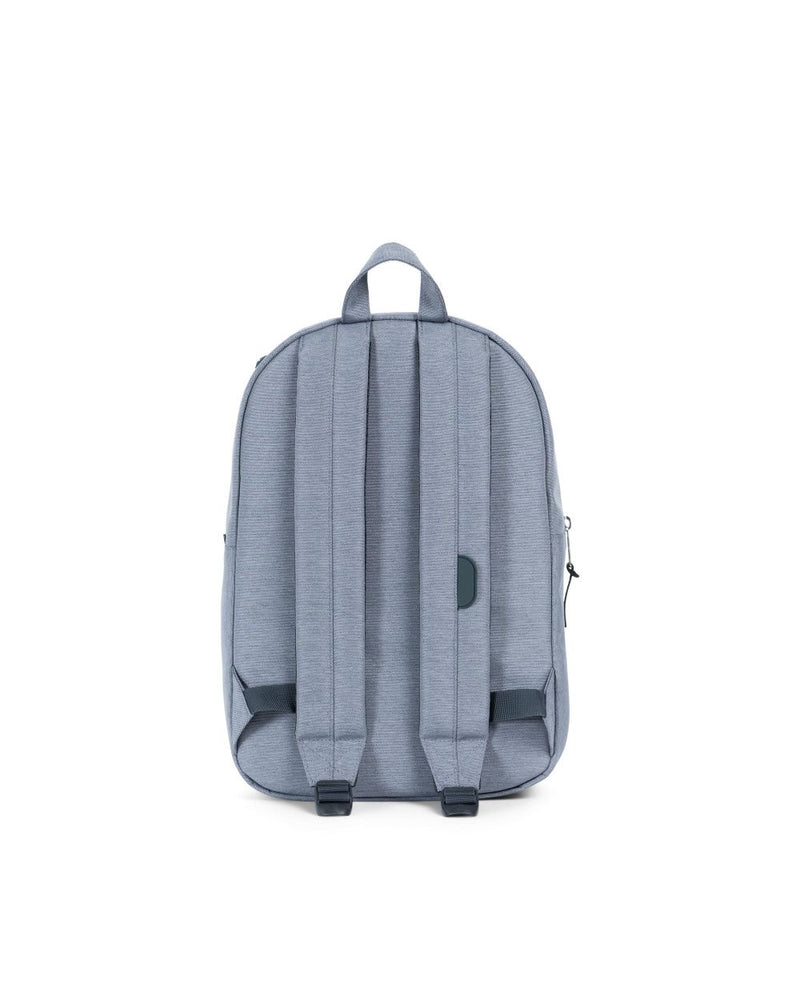 Herschel Supply Co. - Settlement Backpack Mid Volume, Mid Grey Crosshatch