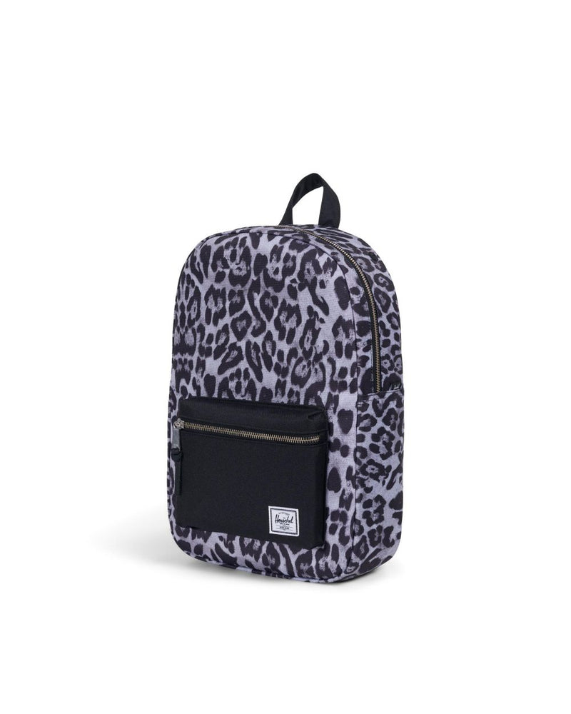 Herschel Supply Co. - Settlement Backpack Mid Volume, Snow Leopard/Black