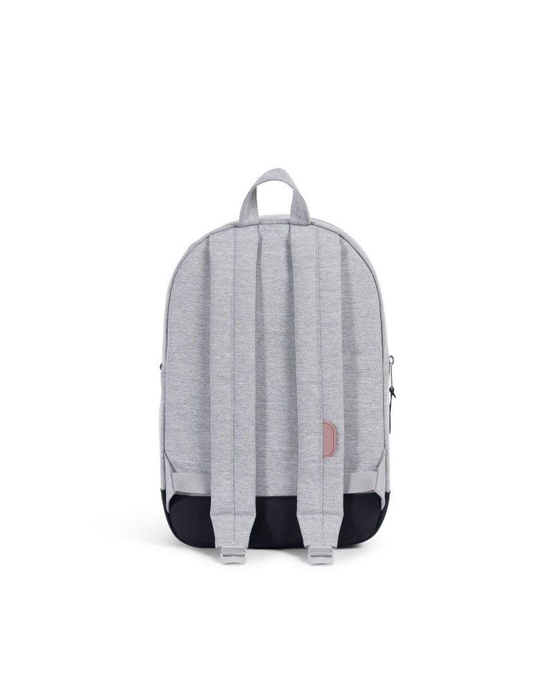 Herschel Supply Co. - Settlement Backpack, Light Grey Crosshatch/Ash Rose/Black