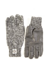 OBEY - Boulder Gloves, Heather Charcoal - The Giant Peach - 1