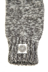 OBEY - Boulder Gloves, Heather Charcoal - The Giant Peach - 3