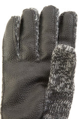 OBEY - Boulder Gloves, Heather Charcoal - The Giant Peach - 2