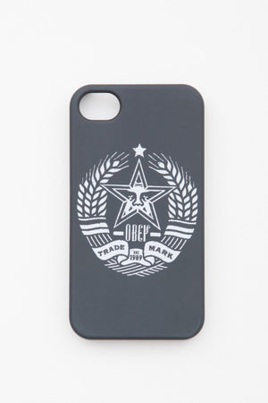 Obey - Trademark Cellphone Case for iphone 5 - The Giant Peach