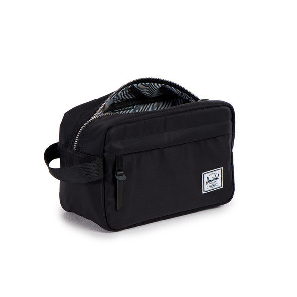 Herschel Supply Co - Chapter Travel Kit, Black Nylon - The Giant Peach - 3