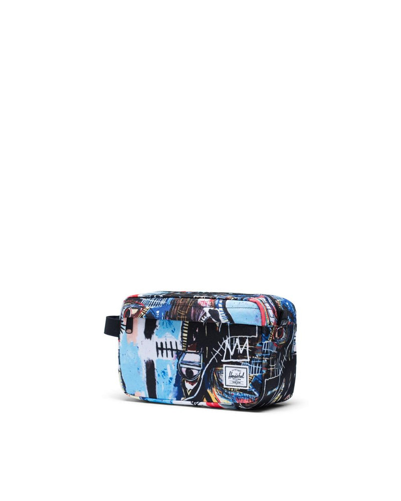 Herschel Supply Co. x Basquiat -  Chapter Travel Kit, Basquiat Skull