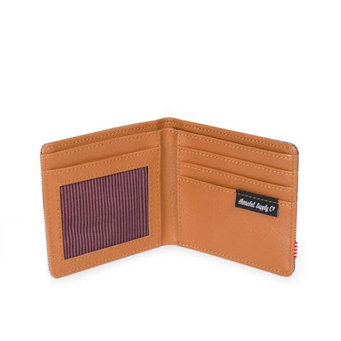 Herschel Supply Co - Hank Wallet, Multi Crosshatch