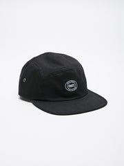 OBEY - Onset Men's 5 Panel Hat, Black