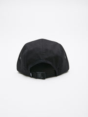 OBEY - Onset Men's 5 Panel Hat, Black - The Giant Peach
