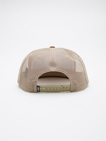 OBEY - Established 89 Trucker II Hat, Tapenade