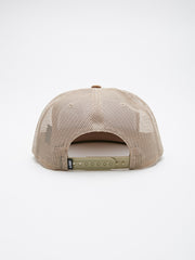 OBEY - Established 89 Trucker II Hat, Tapenade - The Giant Peach