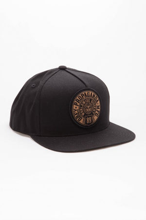 OBEY - 89 Prop Men's Snapback, Black - The Giant Peach