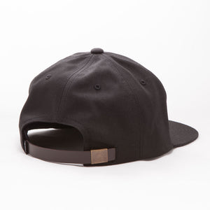 OBEY - Sickle Men's Hat, Black - The Giant Peach