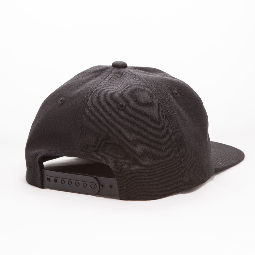 OBEY - Friday Men's Hat, Black - The Giant Peach - 3