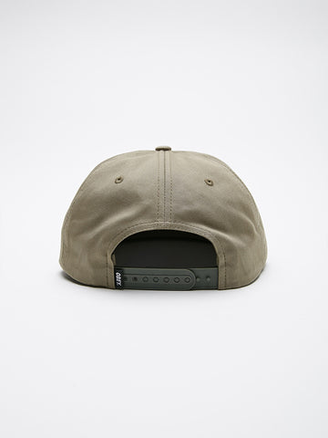 OBEY - New Federation II Snapback Hat, Army