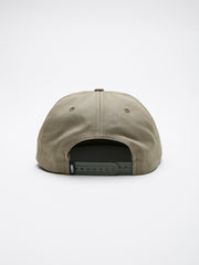 OBEY - New Federation II Snapback Hat, Army - The Giant Peach