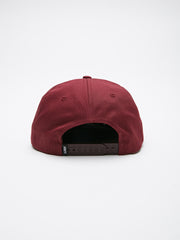 OBEY - Repetition Snapback II Hat, Raspberry - The Giant Peach