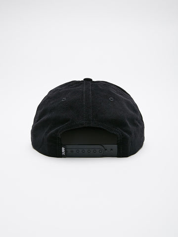 OBEY - Takeout Men's Snapback Hat, Black