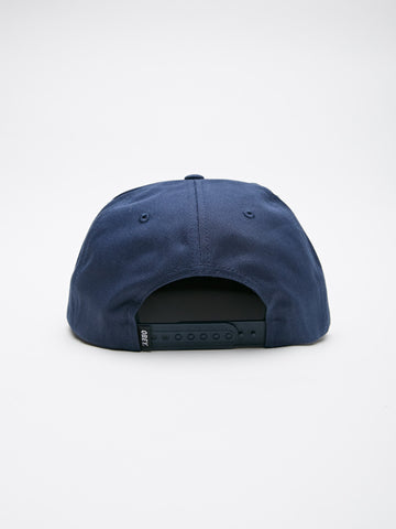 OBEY - Wings Snapback Hat, Navy