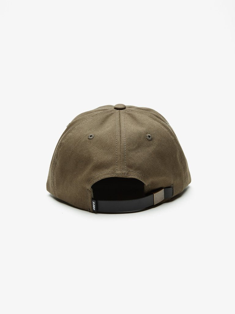 OBEY - Contorted Men's 6 Panel, Army - The Giant Peach - 2