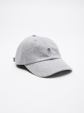 OBEY - Nineteen Eighty Nine Men's 6 Panel, Heather Grey