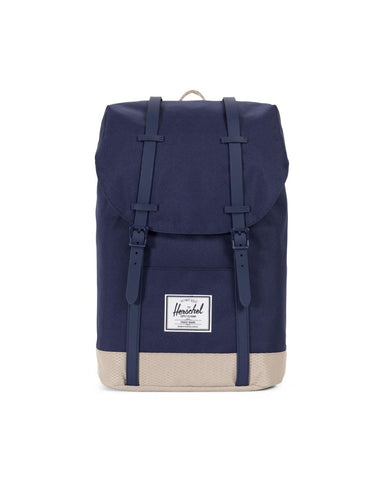 Herschel Supply Co. - Retreat Backpack, Peacoat/Eucalyptus