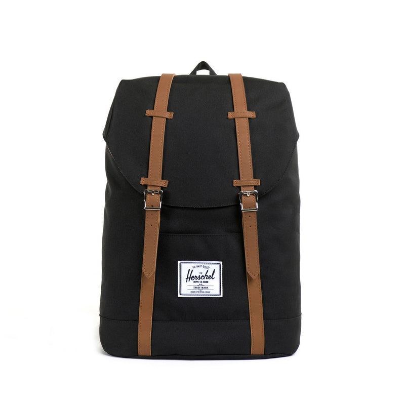 Herschel Supply Co. - Retreat Backpack, Black - The Giant Peach