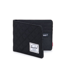 Herschel Supply Co - Roy Wallet, Quilted Black - The Giant Peach