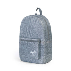 Herschel Supply Co. - Packable Daypack, Raven Crosshatch - The Giant Peach - 2