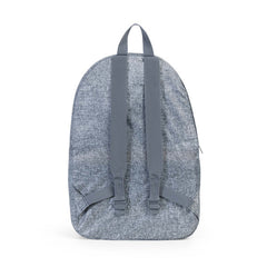Herschel Supply Co. - Packable Daypack, Raven Crosshatch - The Giant Peach - 3