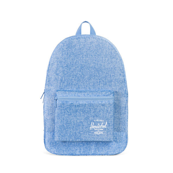 Herschel Supply Co. - Packable Daypack, Chambray Crosshatch - The Giant Peach - 1