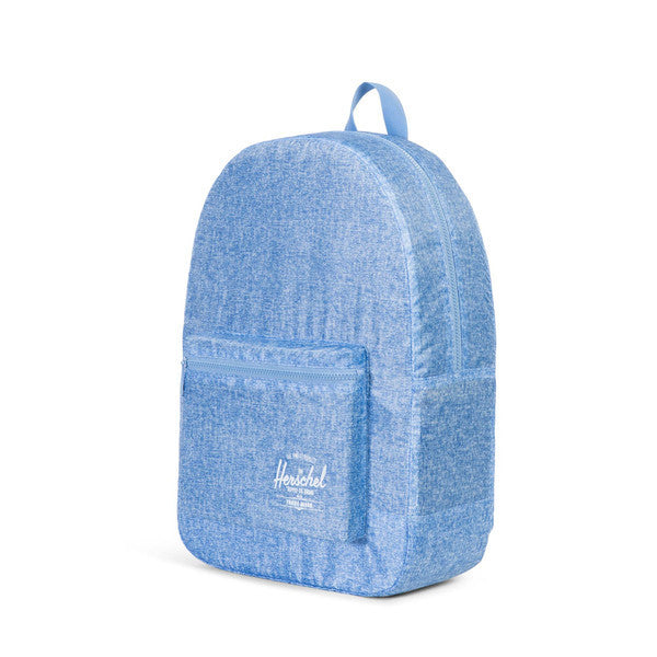 Herschel Supply Co. - Packable Daypack, Chambray Crosshatch - The Giant Peach - 2