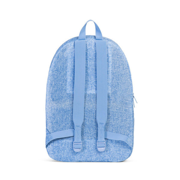 Herschel Supply Co. - Packable Daypack, Chambray Crosshatch - The Giant Peach