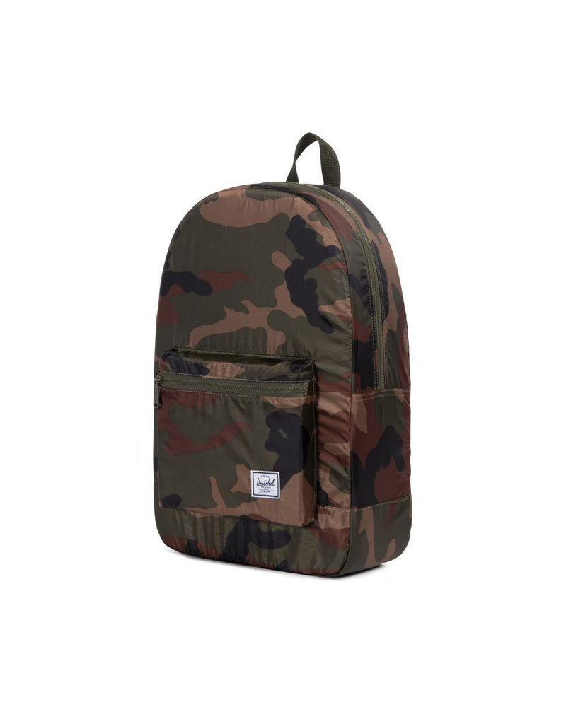 Herschel Supply Co. - Packable Daypack, Woodland Camo