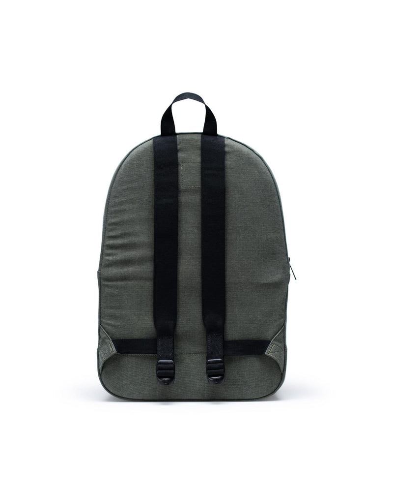 Herschel Supply Co. x Basquiat - Daypack, Dark Olive