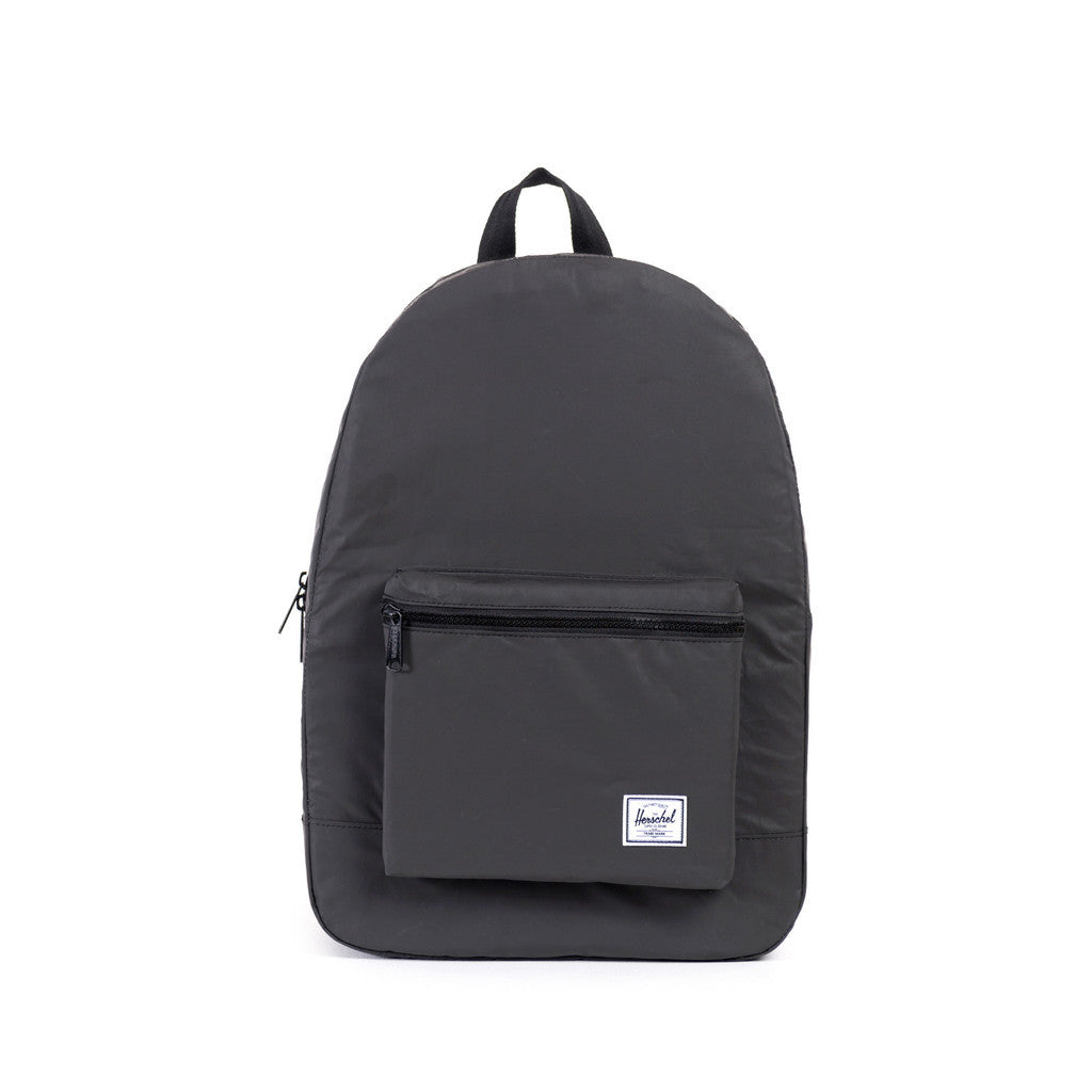 Herschel Supply Co. - Packable Daypack, Black Reflective - The Giant Peach