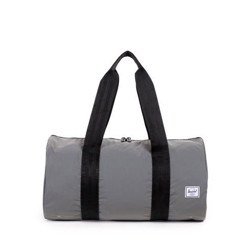 Herschel Supply Co. - Packable Duffle, Silver Reflective - The Giant Peach - 1