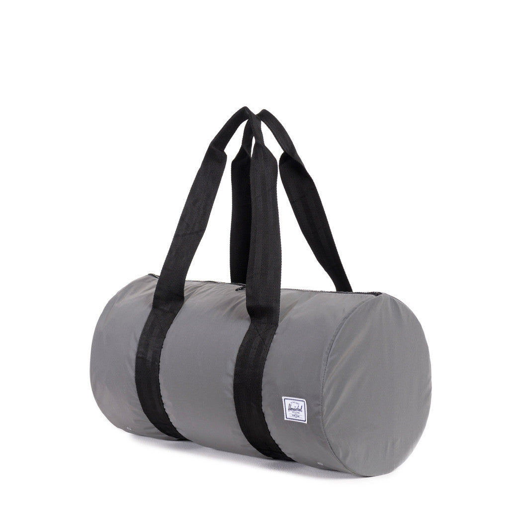 Herschel Supply Co. - Packable Duffle, Silver Reflective - The Giant Peach - 3