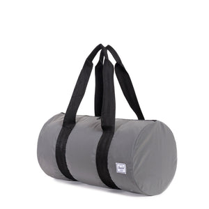 Herschel Supply Co. - Packable Duffle, Silver Reflective - The Giant Peach