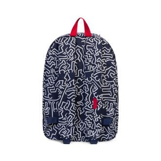 Herschel Supply Co. x Keith Haring - Winlaw Backpack, Peacoat