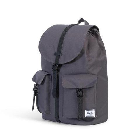 Herschel Supply Co. - Dawson Backpack, Charcoal/Black Native Rubber