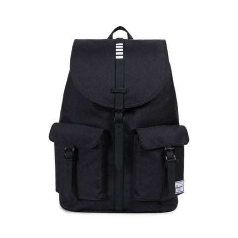 Herschel Supply Co. - Dawson Backpack, Black/Black/White Inset