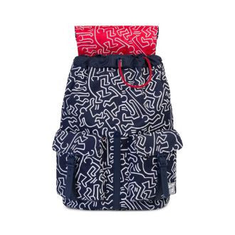 Herschel Supply Co. x Keith Haring - Dawson Backpack, Peacoat
