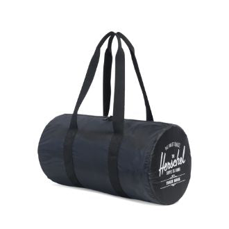 Herschel Supply Co. - Packable Duffle, Black - The Giant Peach