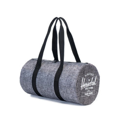 Herschel Supply Co. - Packable Duffle, Raven Crosshatch - The Giant Peach - 2