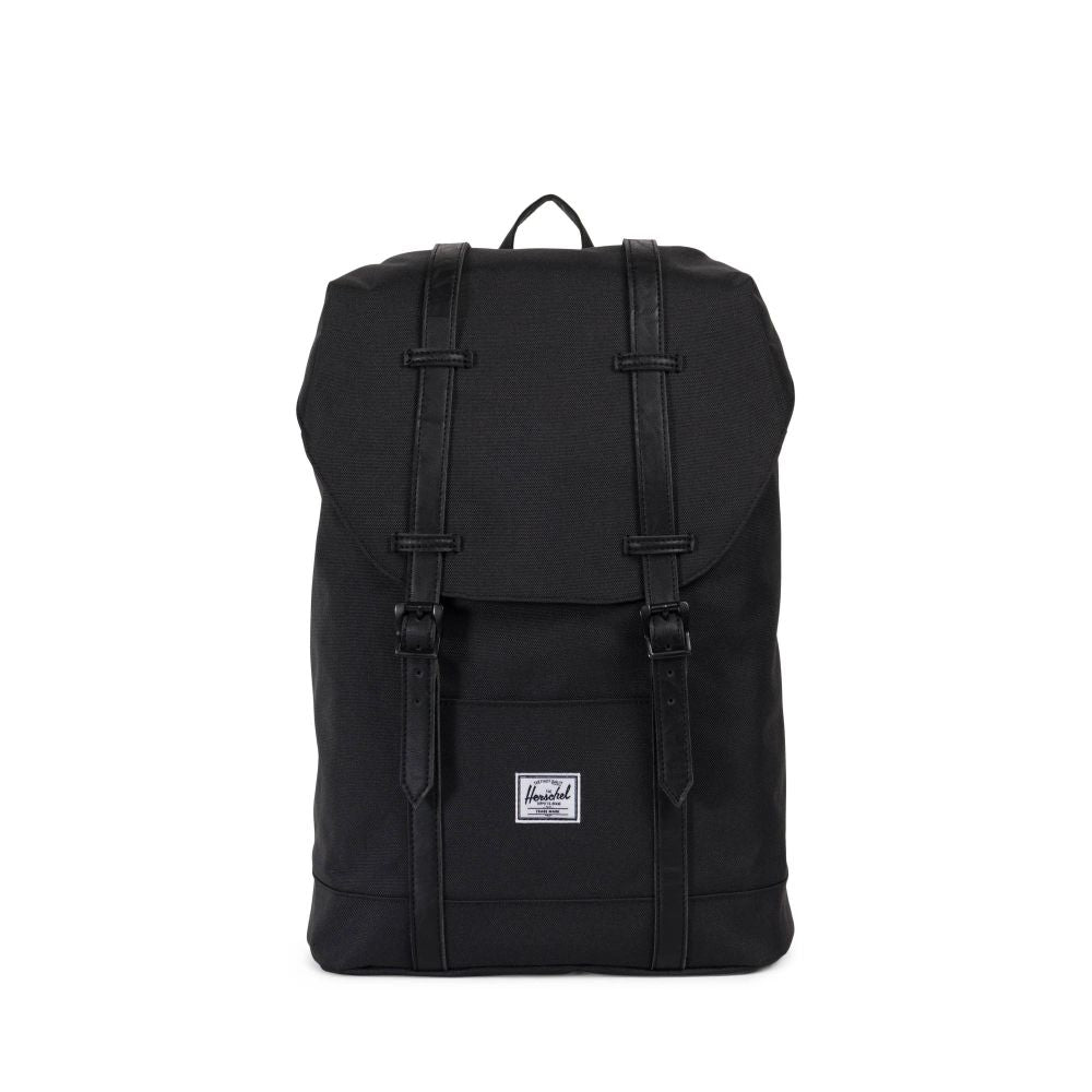 Herschel Supply Co. - Retreat Backpack, Black/Black - The Giant Peach