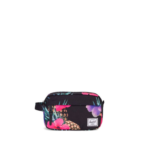 Herschel Supply Co -  Chapter Travel Kit Carry-On, Black Pineapple