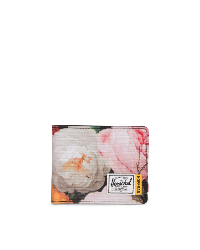 Herschel Supply Co - Roy Wallet, Fall Floral